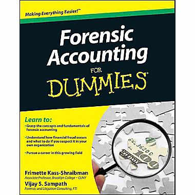 Forensic Accounting For Dummies | JK Consulting